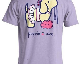 "Youth Puppie Love ""Cheer"" Tee"