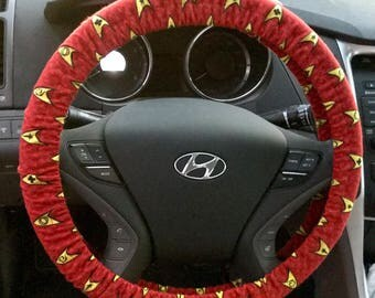 Star Trek Insignia Steering Wheel Cover