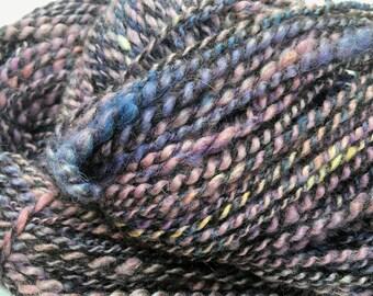 Dawn - Hand Spun, Hand Dyed Alpaca Yarn