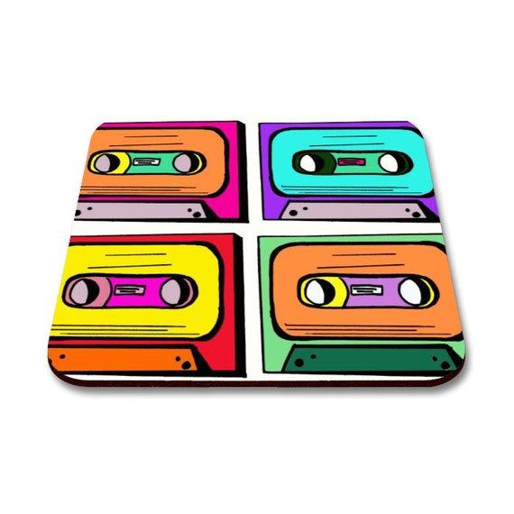 Cassettes Coaster