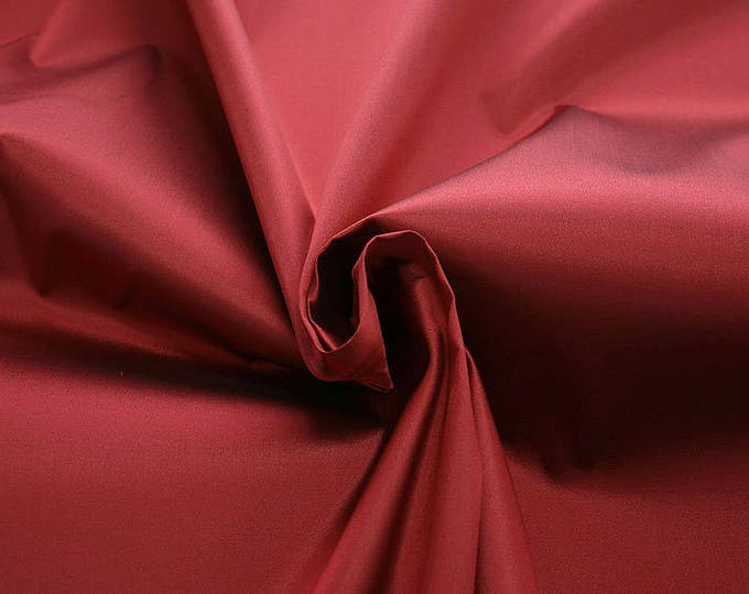 272103-natural Silk Mikado 100%, width 135/140 cm, made in Italy, dry cleaning, weight 190 gr
