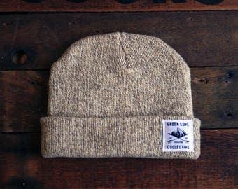 100% Wool Basecamp Cap