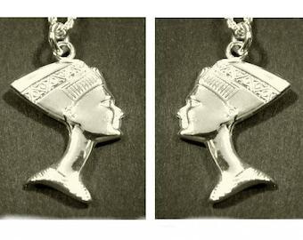 Nefertiti pendant 925 Silver Egyptian Egypt pendant silver Museum