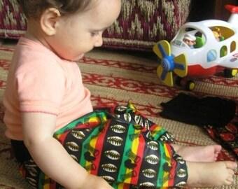 Harem rasta wax baby 6 to 12 months