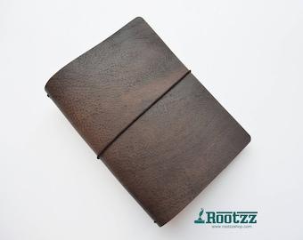 A5 travelers notebook Beige brown -midori - fauxdori