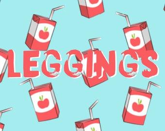 Juice Box - Baby Leggings, Toddler Leggings