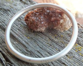Bracelet jonc Silver Sterling 925 - 5mm - Top Jewlery Handmade