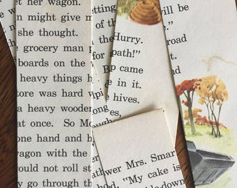 Storybook Paper Strips for a Paper Chain or Garland