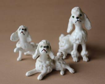 3 piece Poodle Set