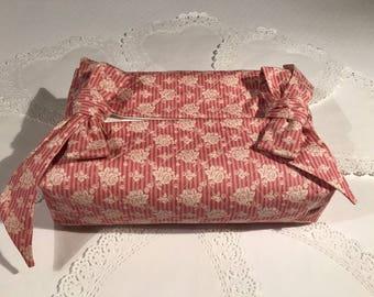 Cover box handkerchiefs
