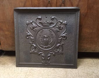 Shop for Vintage fireplace cover on Etsy