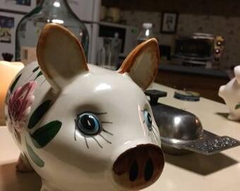 Vintage piggy bank, Japan