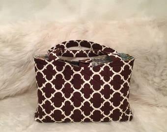 Purse, hand bag, medium tote, overnight bag