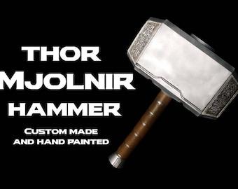 Thor hammer prop Mjolnir