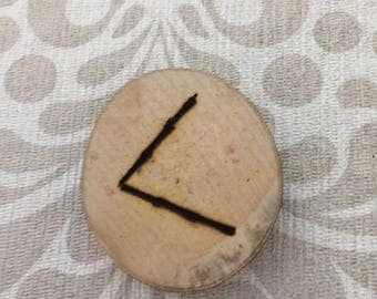 Kenaz: The fire torch Rune
