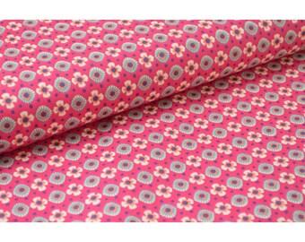 Tissu coton imprimé dessin item  x50cm