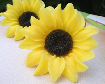 Sunflower Mold Etsy