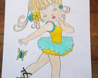 ballet dancer designs