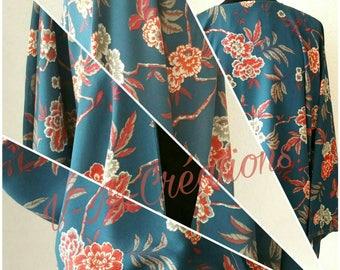 Kimono Japanese viscose