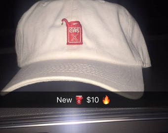 Gas dad cap