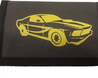 Muscle Car Ripper Wallet