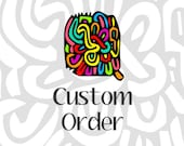 Custom Order: Zipper Friendship Bracelet - Q'enqo Bracelets