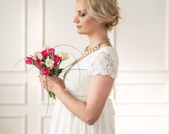"Wedding dress ""Maijpuķīte"""