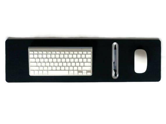 Laser Cut Filz Schreibunterlage, Rest Der Tastatur, Maus Pad, Veranstalter,  Büro Schreibtisch Accessoires, Schreibtisch Accessoires, Mauspad, Geschenke  Für ...