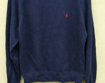 Polo Ralph Lauren Sweatshirt Vintage Polo Sweater Polo Sport Small pony Sportman jacket Polo Bear ski Polo 92 Nautica Benetton Hiphop