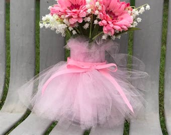 Girl's ballet dance bouquet