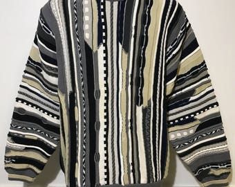 Vintage Coogi Style Sweater L