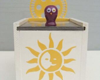 "Small box ""Sun"""
