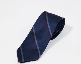HERMES - silk necktie