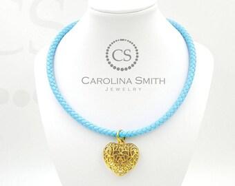 Leather Cord by Carolina Smith Jewelry