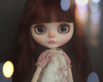 "New! For adoption: Happiness""Hayley""happiness starts with you…blythe custom by WowJoBlythe"