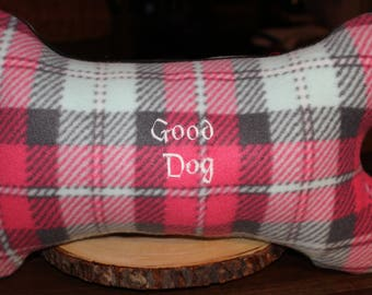 Customized Dog Bone Pillows