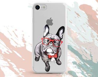 iPhone 7 case Bulldog iPhone 7 Plus case iPhone 6s case Dog iPhone case iPhone 6s Plus case iPhone 5s case Samsung S7 case French Bulldog