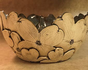 Medium Dogwood Bowl 161