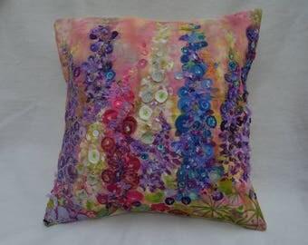 Kew Gardens cushion