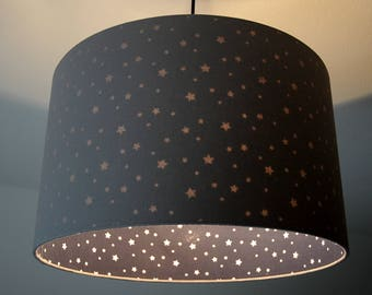 "Lampshade ""Stars in the Sky"""