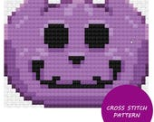 Purple Jack-O-Lantern Cro...