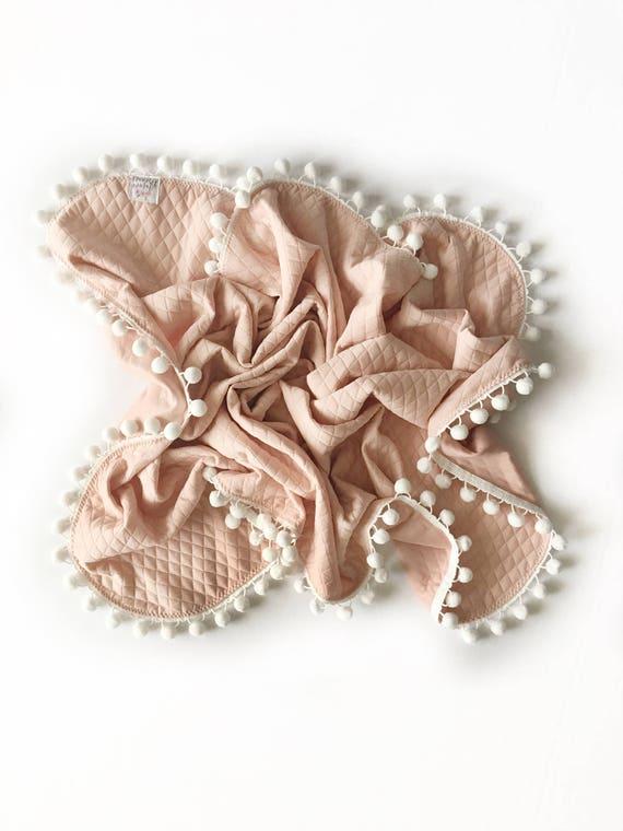 Ivory Blush Quilt