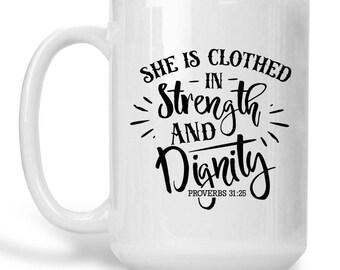 Fearfully and Wonderfully Made Mug