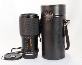 Yashica 70-210mm ML Zoom with Case