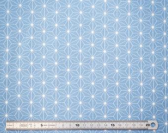 Light blue cotton Jersey pattern origami