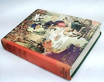 Vintage ALICE'S ADVENTURES in WONDERLAND By Lewis Carroll Hardback