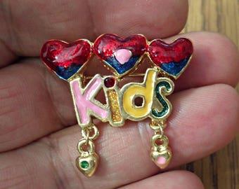 AMAZING Design Kids Brooch/ Pendant  /p4