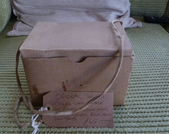 original ww2 childs gas mask you will not find better