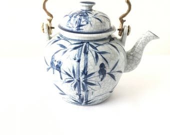 China teapot.