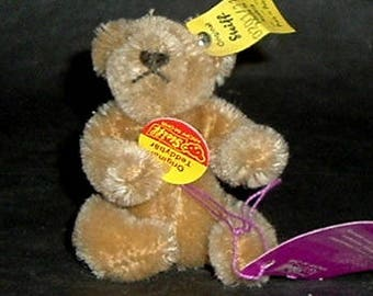 Vintage STEIFF BEAR- 1970'S (NEW)